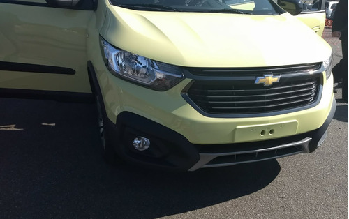 chevrolet spin 1.8 activ 5as ltz  0km ya eq #p01