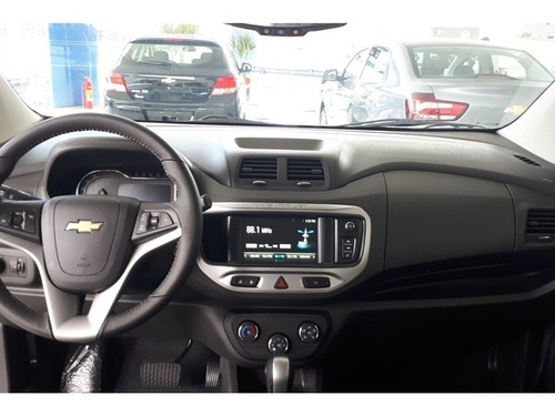 chevrolet spin 1.8 activ 5l aut. 5p completo 0km2018