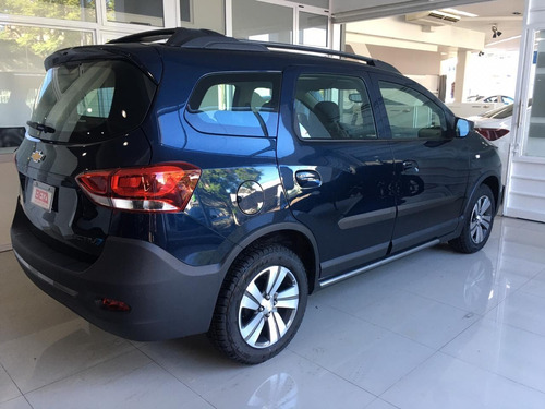 chevrolet spin 1.8 activ 7as 105cv  - mc