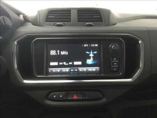 chevrolet spin 1.8 activ 8v flex 4p auto 2019/2020 0km