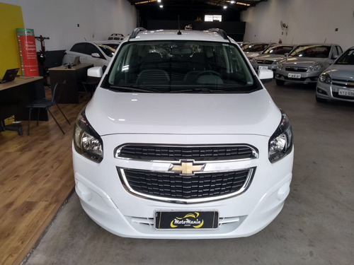 chevrolet spin 1.8 activ 8v flex 4p manual