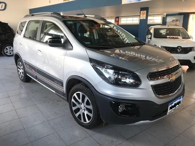 Chevrolet Spin 18 Activ Ltz 105cv 2017 Nueva 545000 En