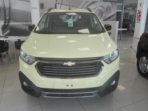 chevrolet spin 1.8 activ ltz 5as 0km 2020#7