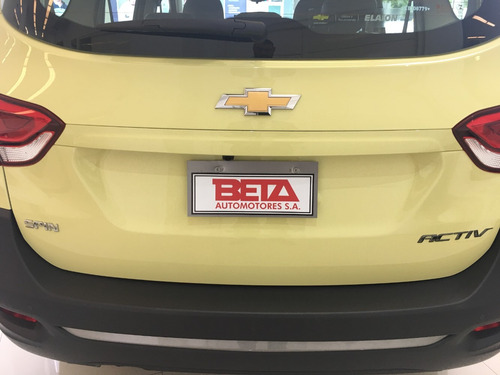 chevrolet spin 1.8 activ ltz 5as 105cv 1 fd