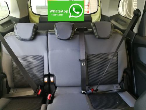 chevrolet spin 1.8 activ ltz 7 asientos automatica 3 #4