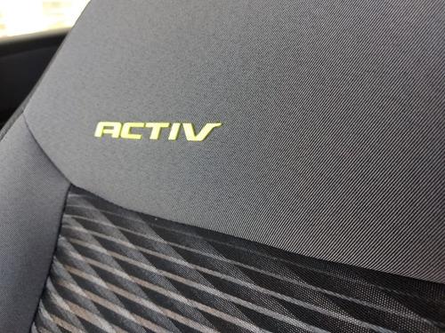 chevrolet spin 1.8 activ ltz at 5 asientos okm  105cv#5