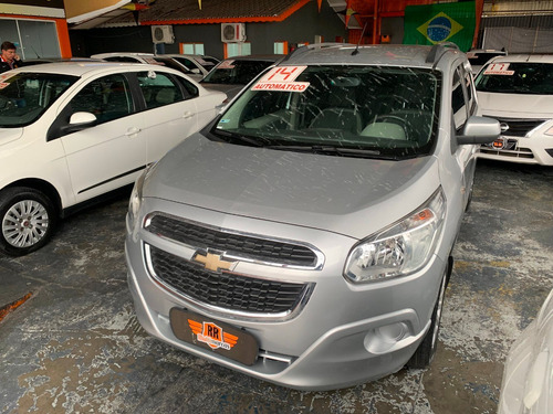 chevrolet spin 1.8 flex ano 2014 completo autos rr