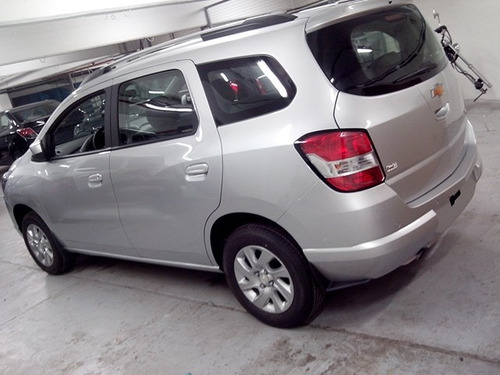chevrolet spin 1.8 lt 0km la mejor financiacion#p5