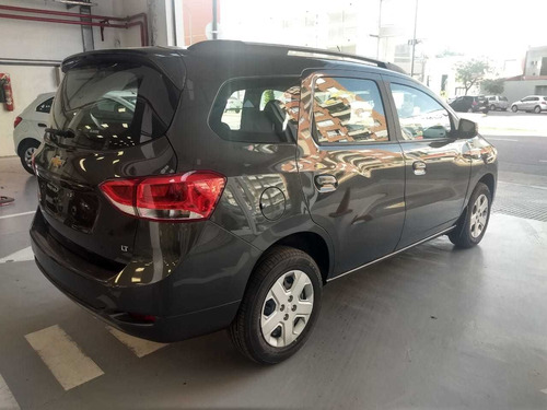 chevrolet spin 1.8 lt 5 as cuotas forest car balbin 0km #5