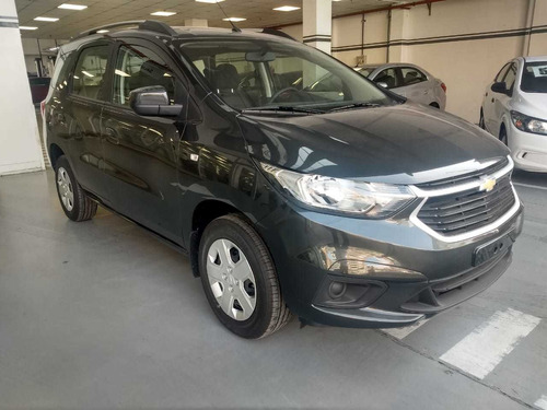 chevrolet spin 1.8 lt 5 as oficial forest car balbin 0km #5