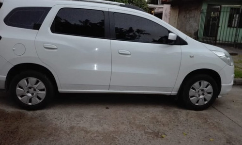 chevrolet spin 1.8 lt 5a.