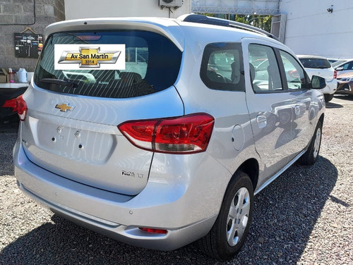 chevrolet spin 1.8 lt 5as 105cv 0km 2020 oferta 7 #4
