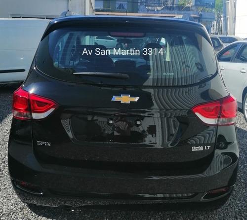 chevrolet spin 1.8 lt 5as 105cv 0km 2020 taxi per 12 -m #4