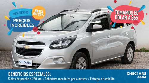 chevrolet spin 1.8 lt 5as 105cv - 11064