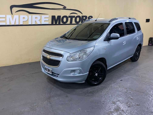 chevrolet spin 1.8 lt 5as 105cv 2012