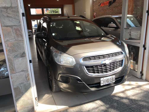 chevrolet spin 1.8 lt 5as 105cv 2013