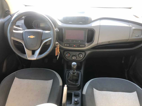 chevrolet spin 1.8 lt  5as 105cv 2016