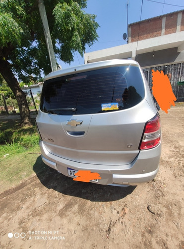 chevrolet spin 1.8 lt 5as 105cv 2018
