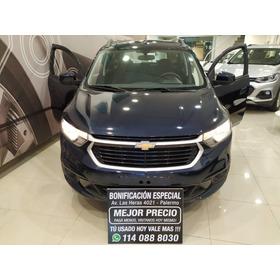 Chevrolet Spin 1.8 Lt 5as 105cv 2019 Liquidacion De Stock #3