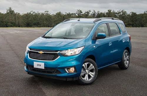 chevrolet spin 1.8 lt 5as 105cv 2019 plan uber  #8