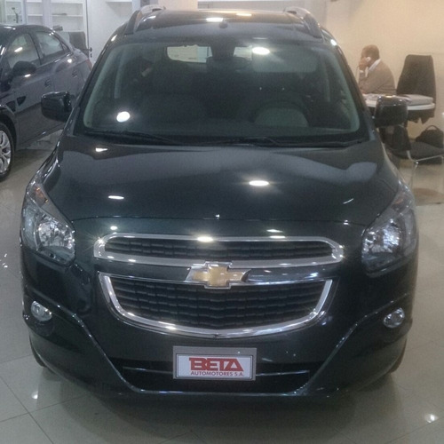 chevrolet spin 1.8 lt 5as 105cv  rm