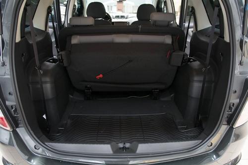 chevrolet spin 1.8 lt 5as negra para taxi!!!! balbin#5