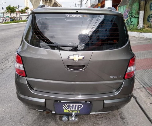chevrolet spin 1.8 lt 5l aut. 2014 - completo - r$ 41.900
