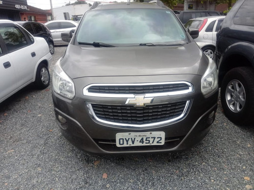 chevrolet spin 1.8 lt 8v flex 4p manual 2014/2015