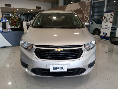 chevrolet spin 1.8 lt manual 105cv 0km oferta $ 1.085.000 sp