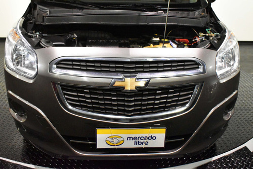 chevrolet spin 1.8 lt manual gnc 2012 rpm moviles