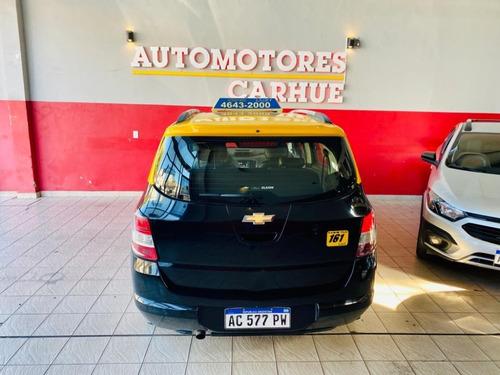 chevrolet spin 1.8 lt taxi c/licencia 2018 $800.000 y cuotas