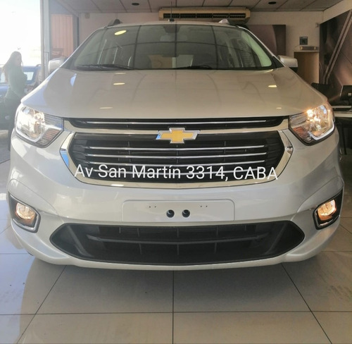 chevrolet spin 1.8 ltz 5as 105cv 0km 2020 oferta 2 #4