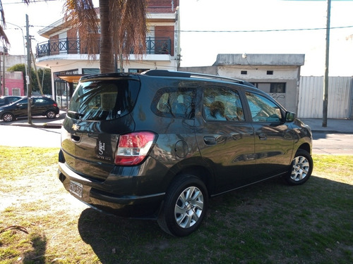 chevrolet spin 1.8 ltz 5as 105cv 2015 ilarioautos