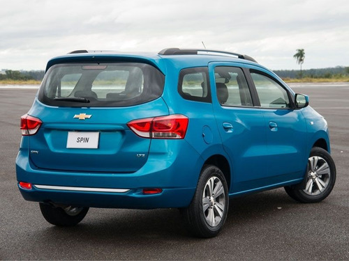 chevrolet spin 1.8 ltz 5as 105cv nueva spin 2019 #8
