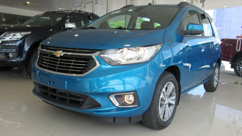 chevrolet spin 1.8 ltz 5as 105cv ro retire. ro