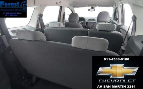 chevrolet spin 1.8 ltz 7 asientos automatica 0km 2020 1 #4