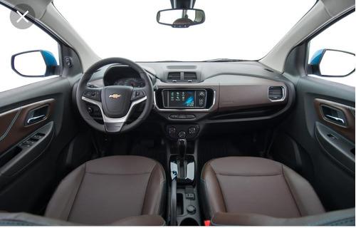 chevrolet spin 1.8 ltz 7 asientos automatica 0km 2020 5 #4