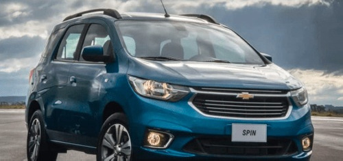 chevrolet spin 1.8 ltz 7as 105cv...sz