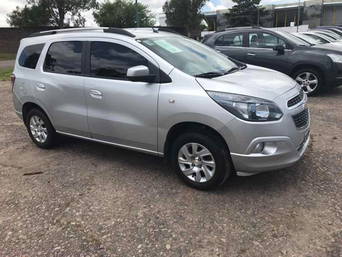 chevrolet spin 1.8 ltz 7as at 105cv 2014
