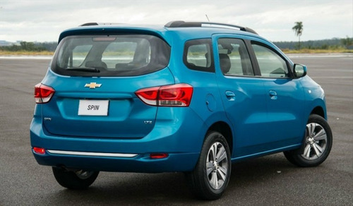 chevrolet spin 1.8 ltz 7as manual 105cv aa