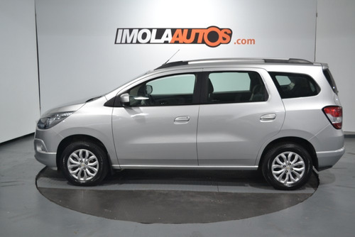chevrolet spin 1.8 ltz 7as m/t '18 -imolaautos-