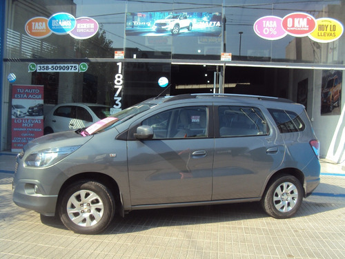 chevrolet spin 1.8 ltz impecable estado 2014