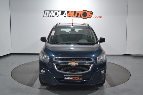 chevrolet spin 1.8 ltz mt  7as m/t 2018 -imolaautos-