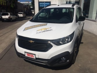 chevrolet spin 1.8 n activ. aut. 7a 0km stock fisico