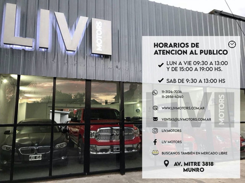 chevrolet spin 1.8 n lt m/t año 2017 liv motors