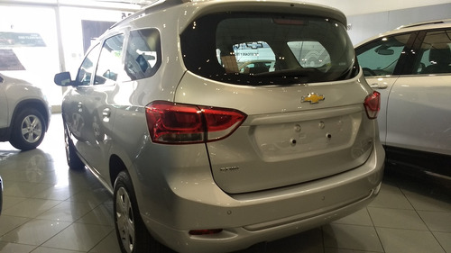 chevrolet spin 1.8 nafta manual lt 5 plazas 0km pm