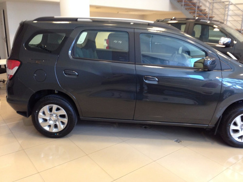 chevrolet spin 1.8n ltz manual 0kms 2017 vm