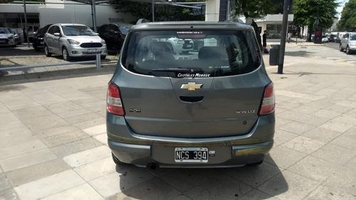 chevrolet spin 1.8n ltz mt - darc autos usados garantizados