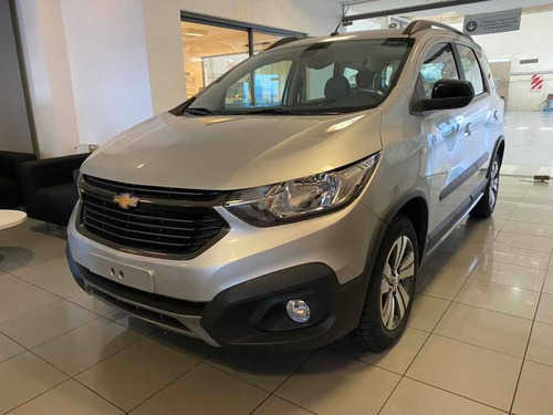 chevrolet spin 2019 1.8 activ ltz 5as 0km concesionario