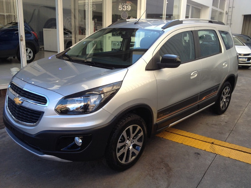 chevrolet spin 5as manual imperdible precio en balbin#5